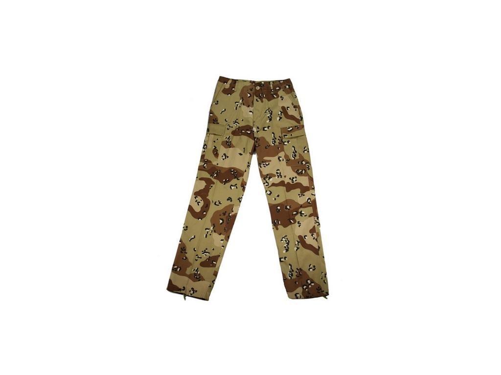 Kalhoty BDU US desert 6-color kapsáče FSX