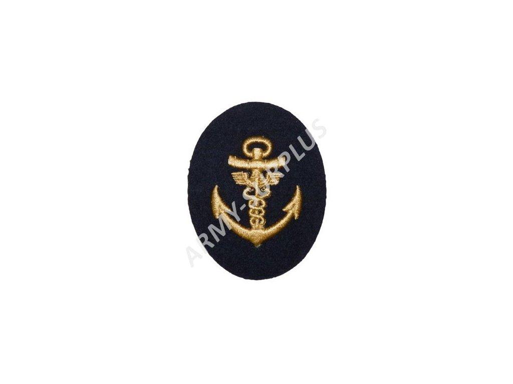 Nášivka námořní kotva NVA 7