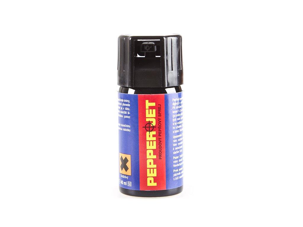 Obranný pepřový sprej Pepper-Jet 40ml ESP