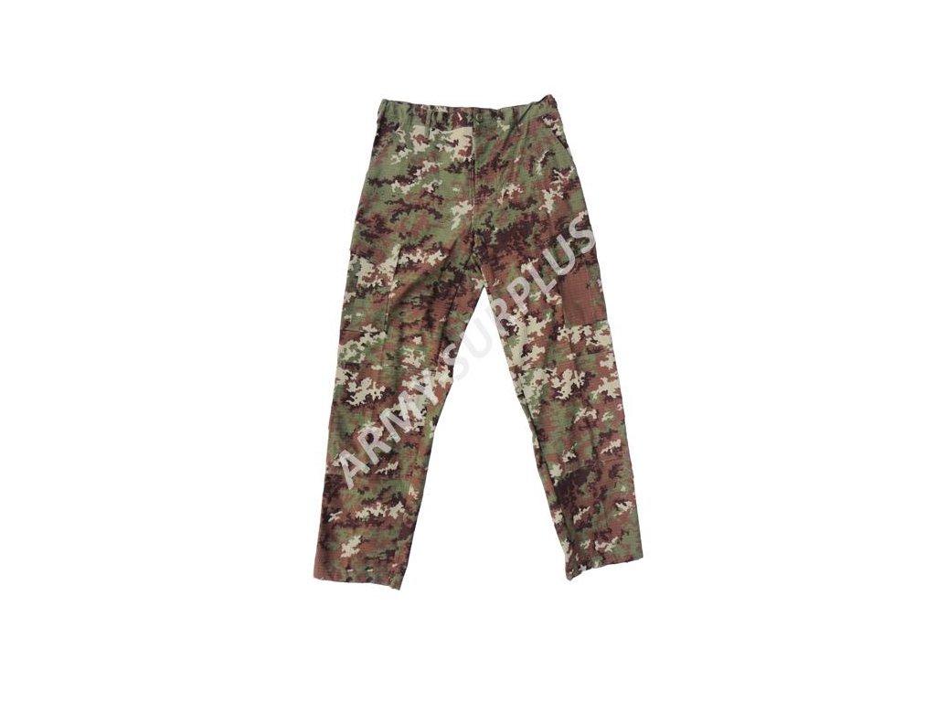 Kalhoty ACU vegetato ripstop