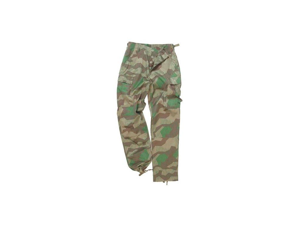 Kalhoty BDU WH splinter Miltec