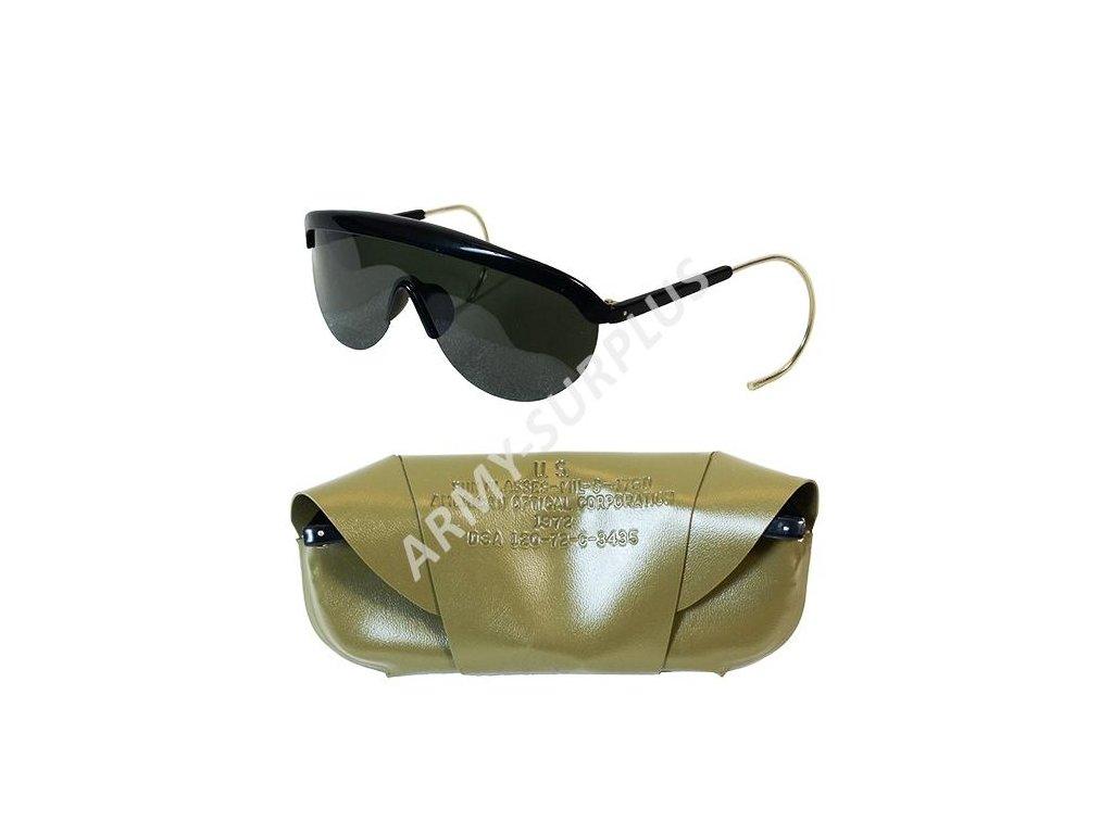Brýle US Air Force Vietnam Era originál oliv