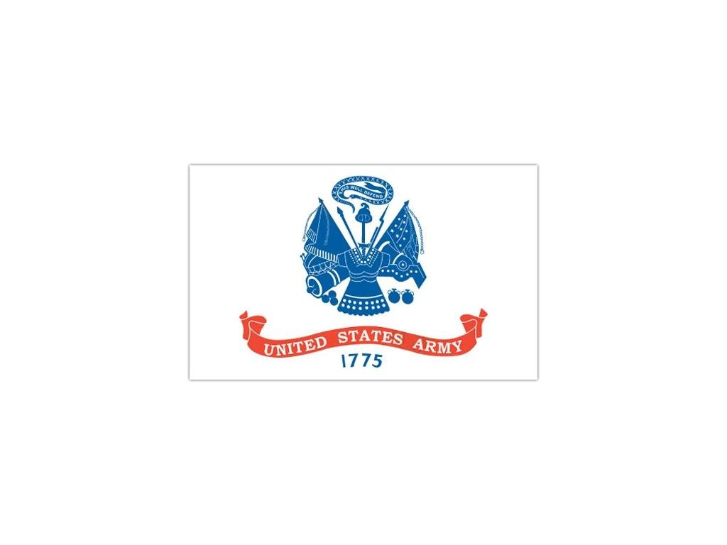 Vlajka US ARMY 90x150cm č.84