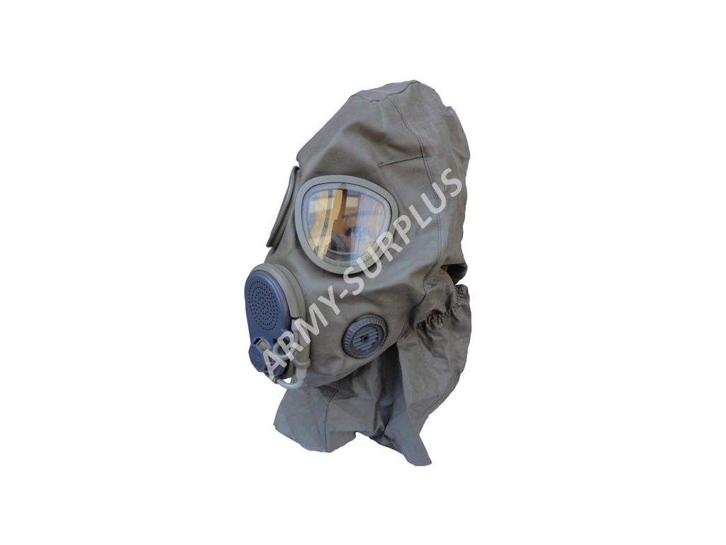 Kukla na plynovou masku NVA ABC
