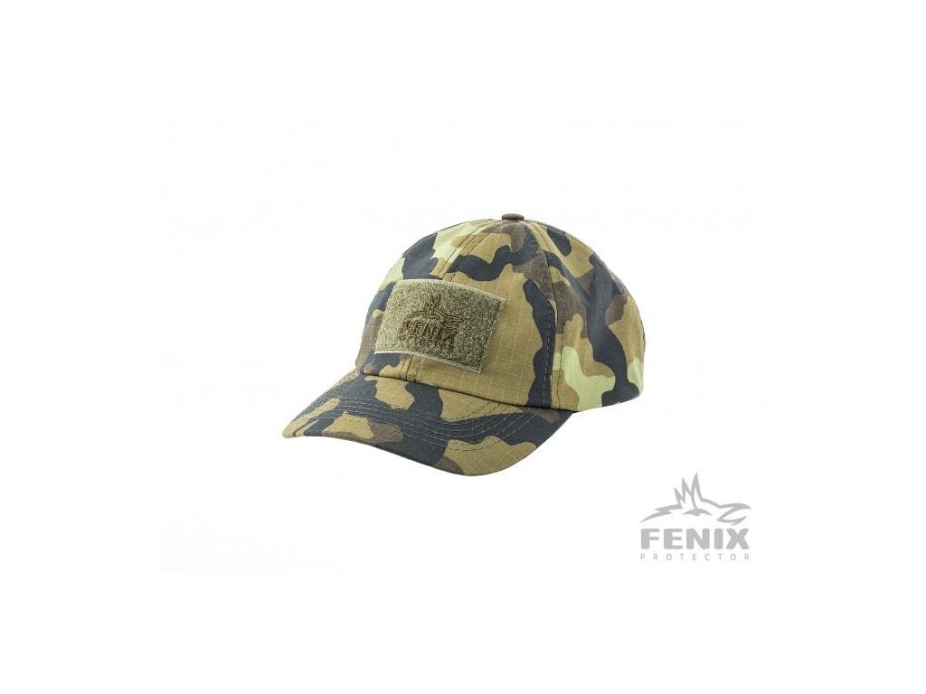 Čepice kšiltovka FENIX vz.95 PROFI  AČR ALP ripstop TW-123