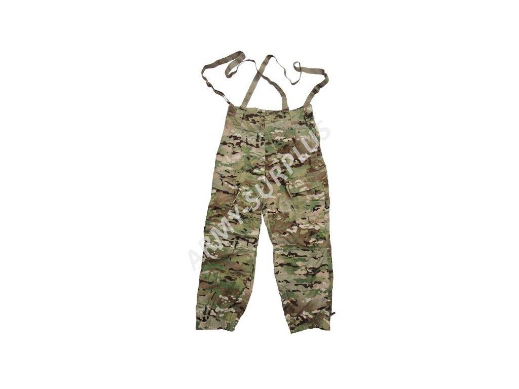 Kalhoty US ECWCS Gen III Softshell nehořlavé multicam originál nové