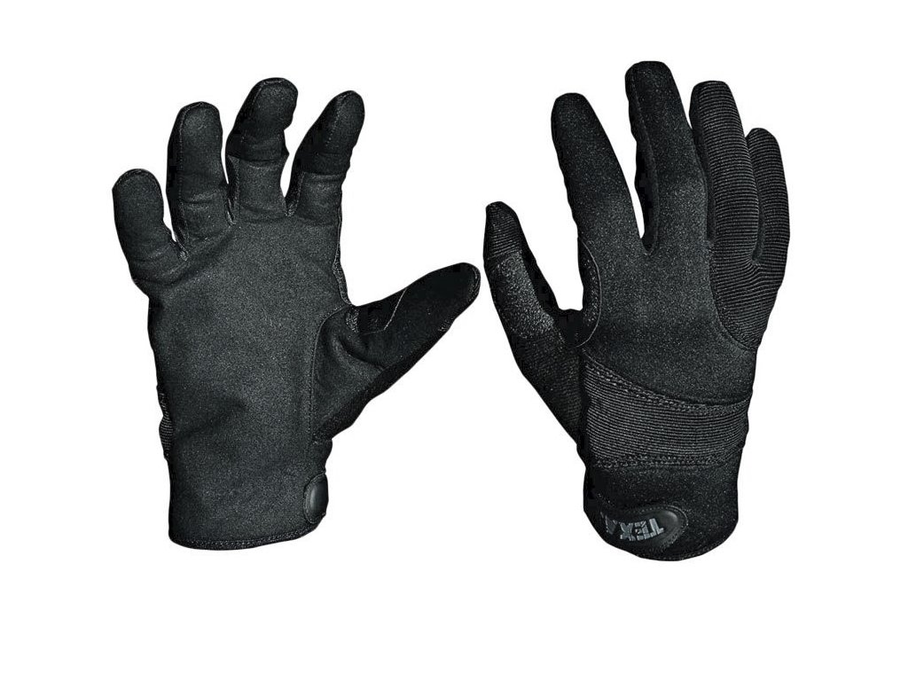 Rukavice DUTY kevlar,neopren TEXAR černé