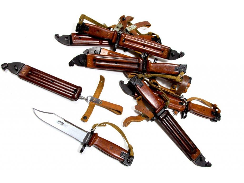 Bodák (bajonet) AK-74 Rusko originál