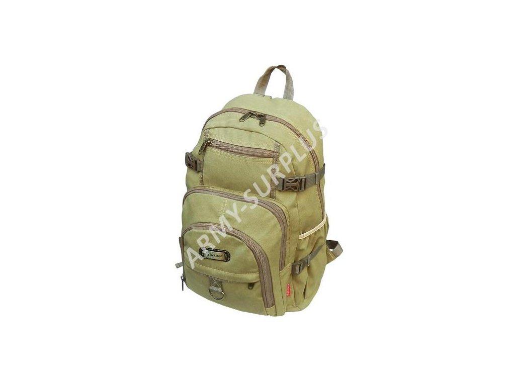 Batoh Pack Prince 25L coyote bavlna typ 1
