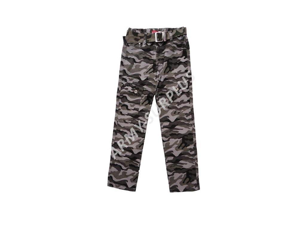 Kalhoty dětské night safari