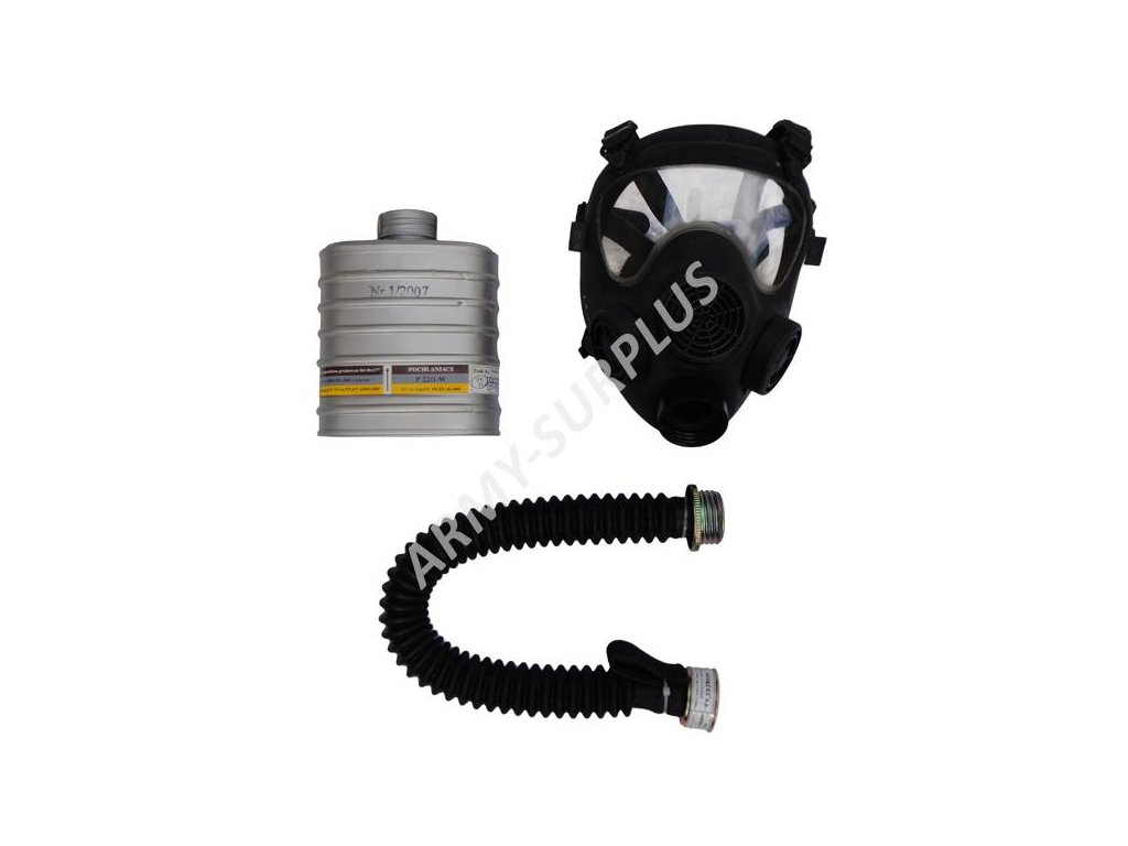 Plynová maska Polsko MT 213/2 CL 2