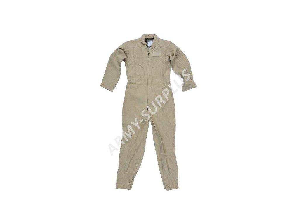 Protichemický oblek (oděv, kombinéza) US nehořlavý
