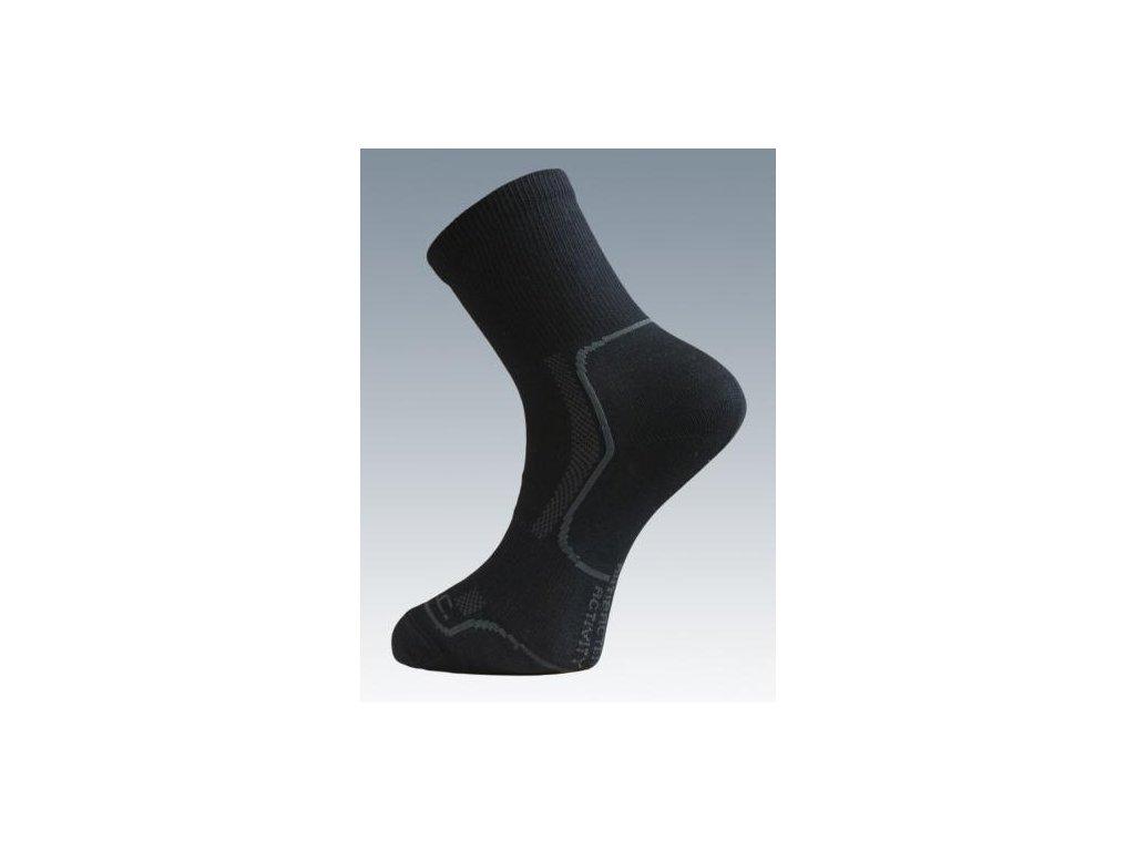 Ponožky Classic black Batac CL-01