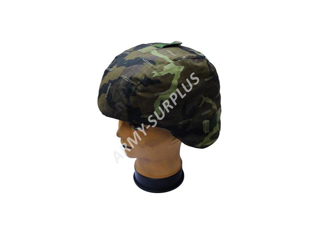 Potah (povlak,obal,převlek) na helmu MICH AČR vz. 95 originál