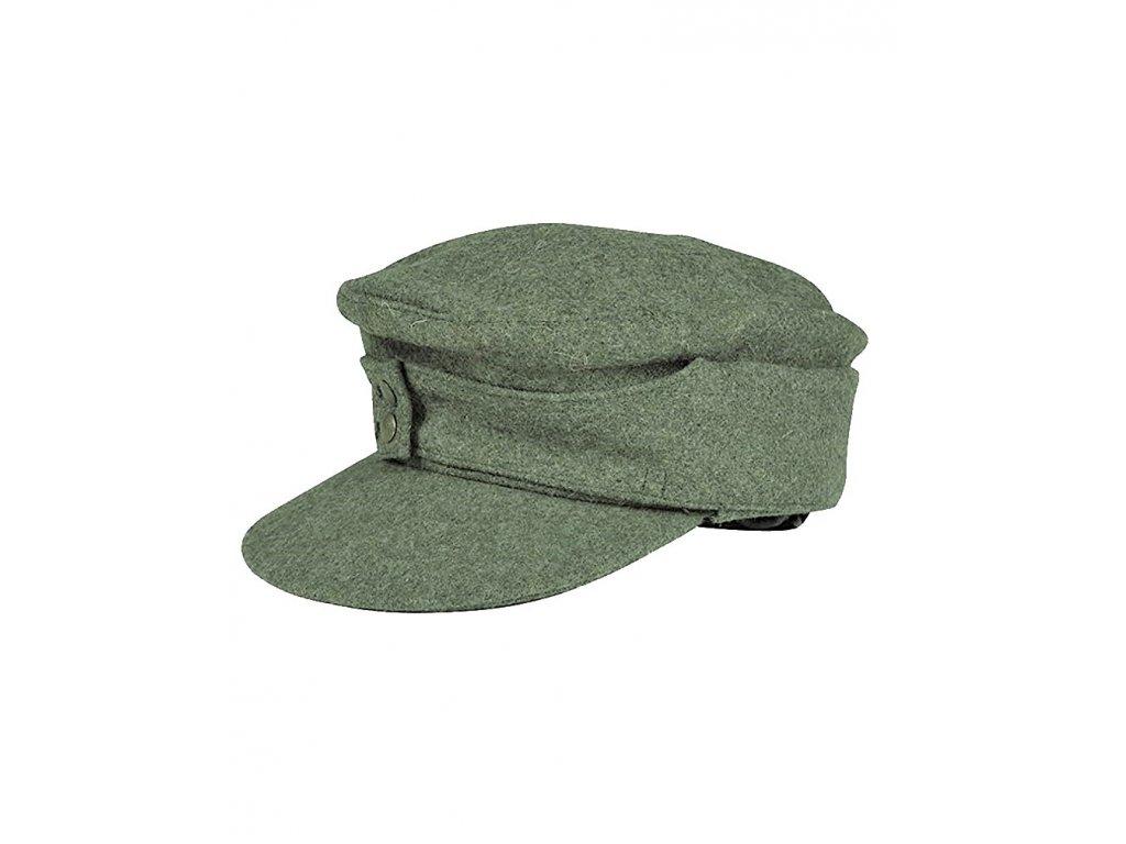 Čepice WH Feldmütze M43 Wehrmacht repro vlněná