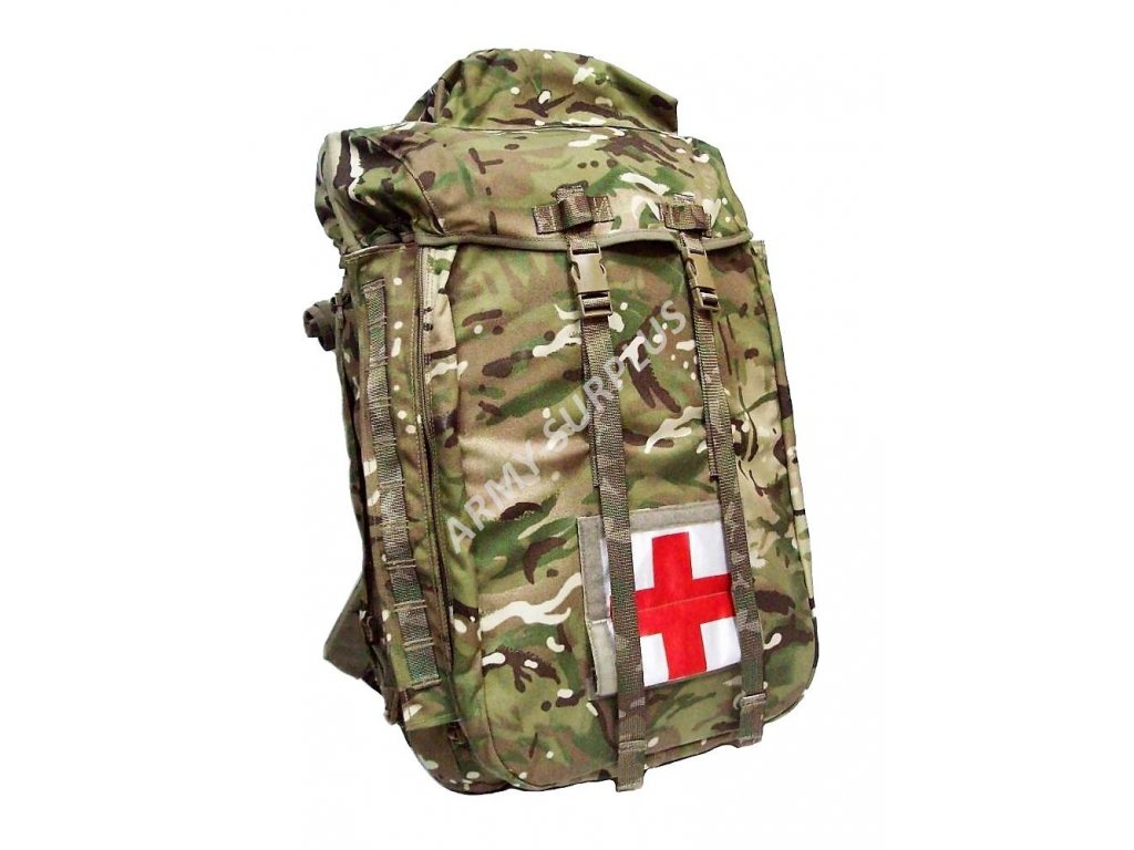 Batoh Medic (zdravotník) PLCE Bergen MTP Velká Británie originál e869f32d6e