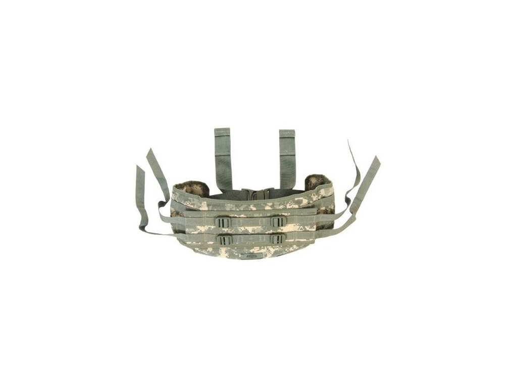 Bederní pás na batoh US Molle II Modular ACU,UCP originál