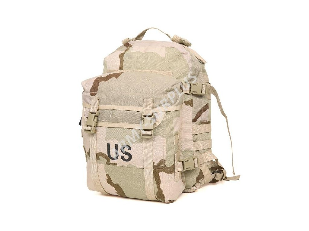 Batoh US Assault Pack Molle II Backpack 35 L desert original