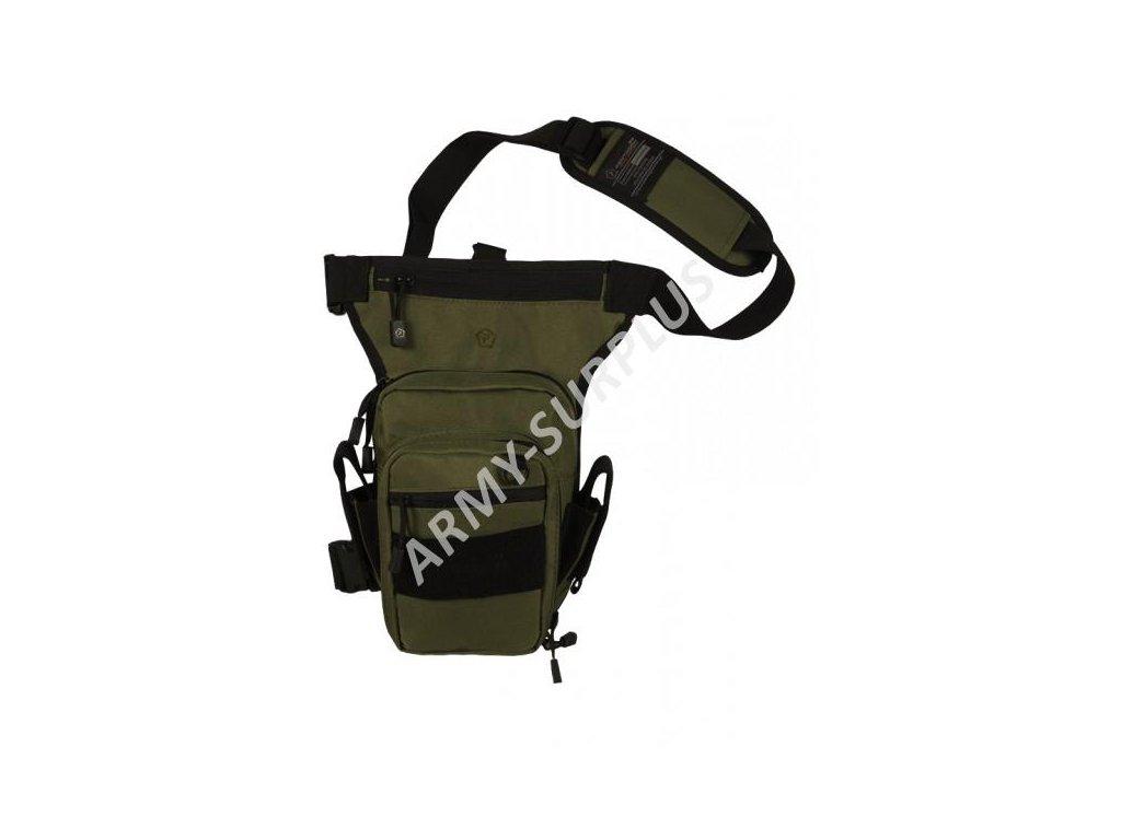 Taška stehenní Pentagon Max-S 2.0 GUN univerzální oliv K16023-06