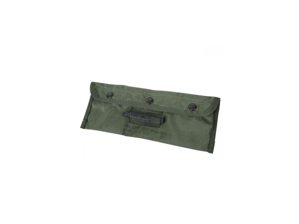 Pouzdro US na sadu čištění zbraně M16 originál nové