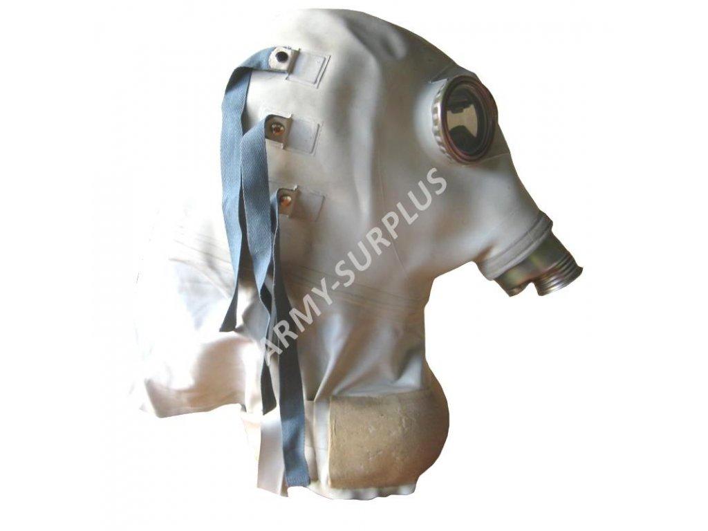 Plynová maska Faser SR-1 pro raněné s přepravní brašnou