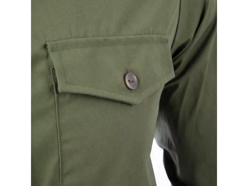 b2f8154684c Košile Velká Británie khaki krátký rukáv nová originál - ARMY-SURPLUS