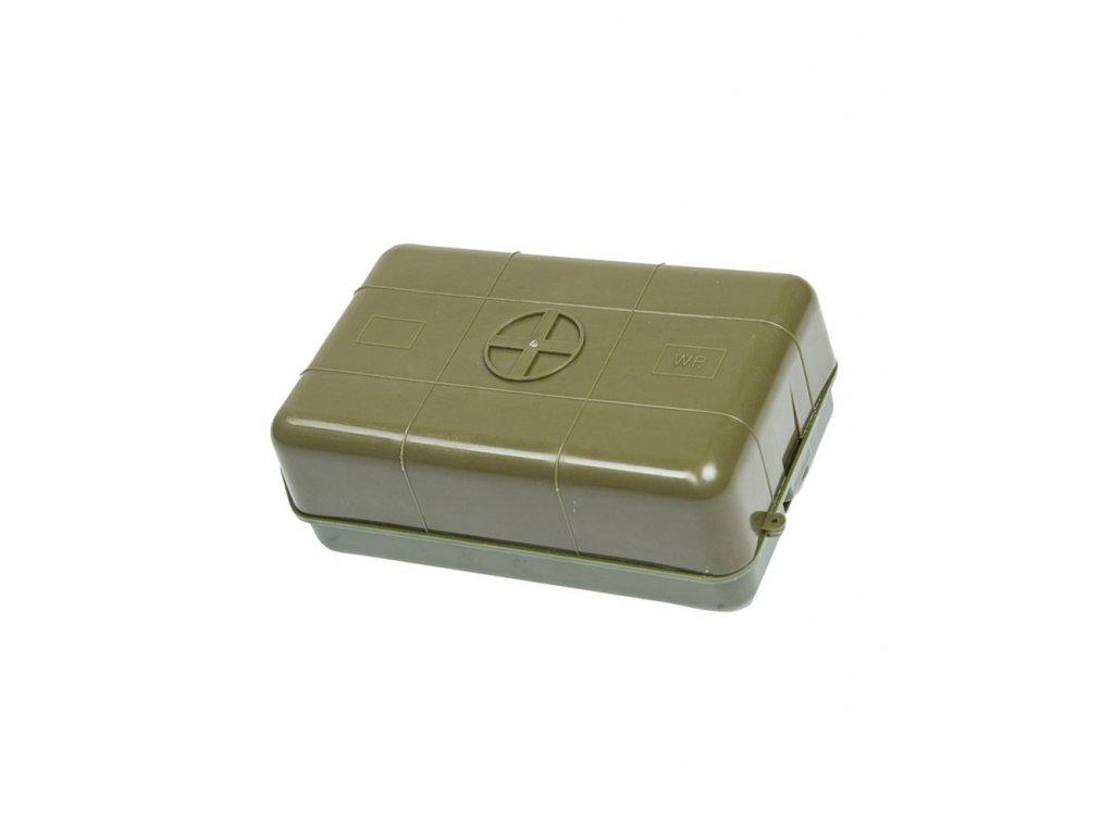 Krabička lékarnička medic oliv WP 20 x 13,5 x 8 cm Polsko