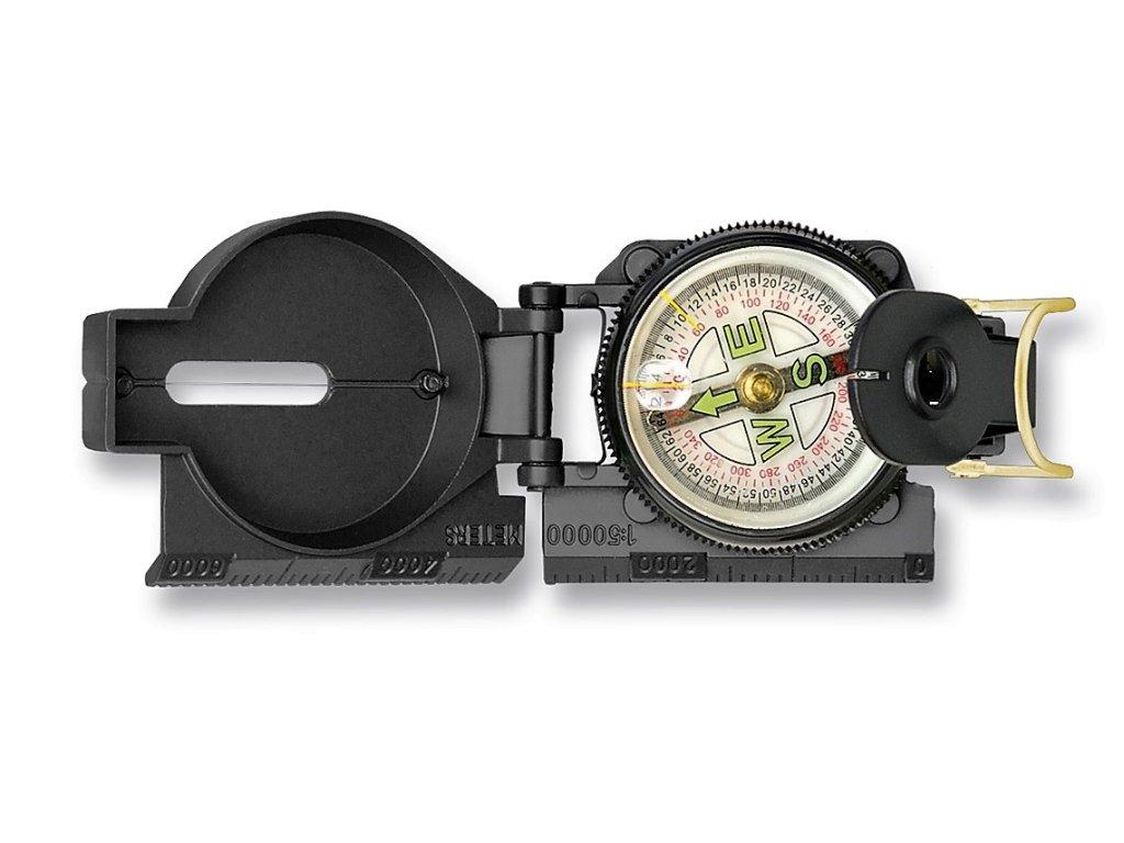 Kompas Ranger Albainox 33172 černý plast