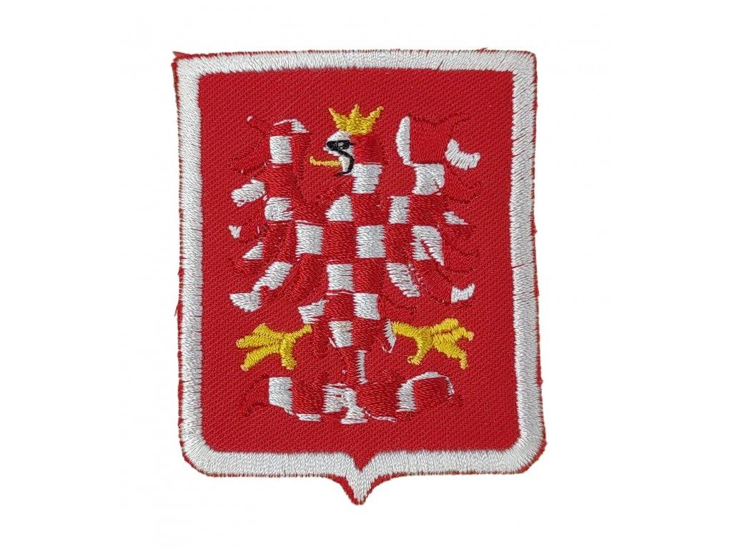 Nášivka Moravská orlice (A-33/2 červené pozadí)