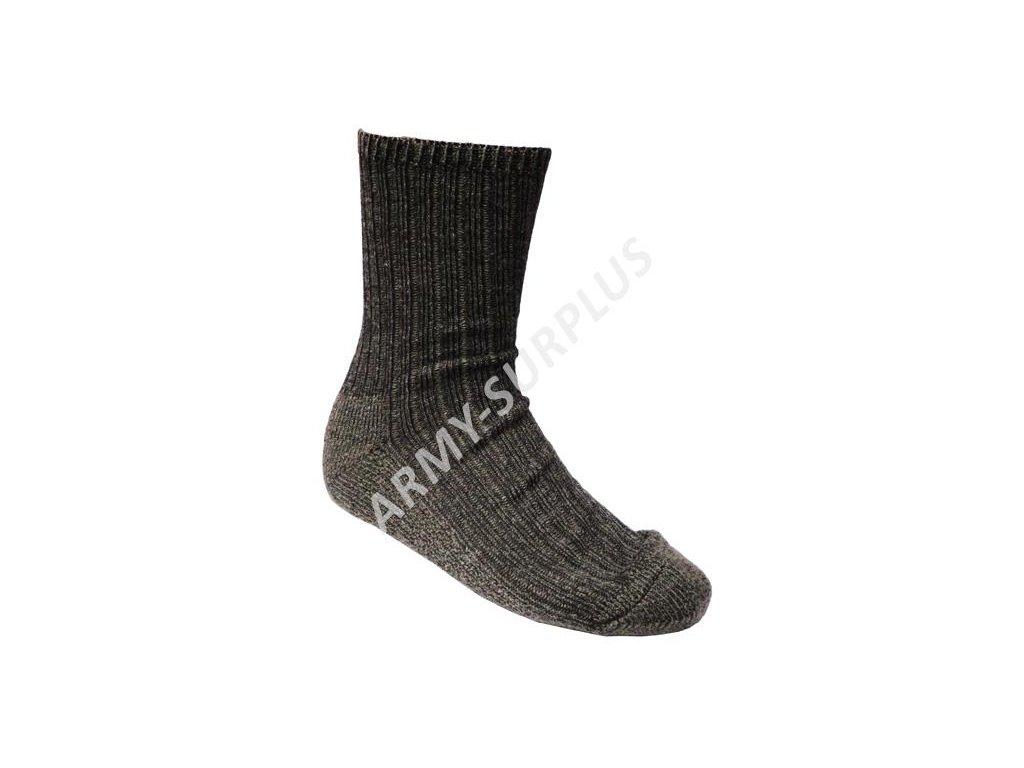 Ponožky zimní Pumax Army oliv