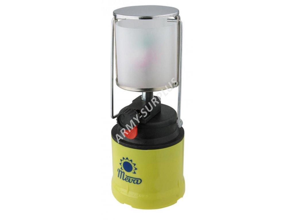 Lampa plynová DEDRA s piezo zapalováním MEVA KP03010P