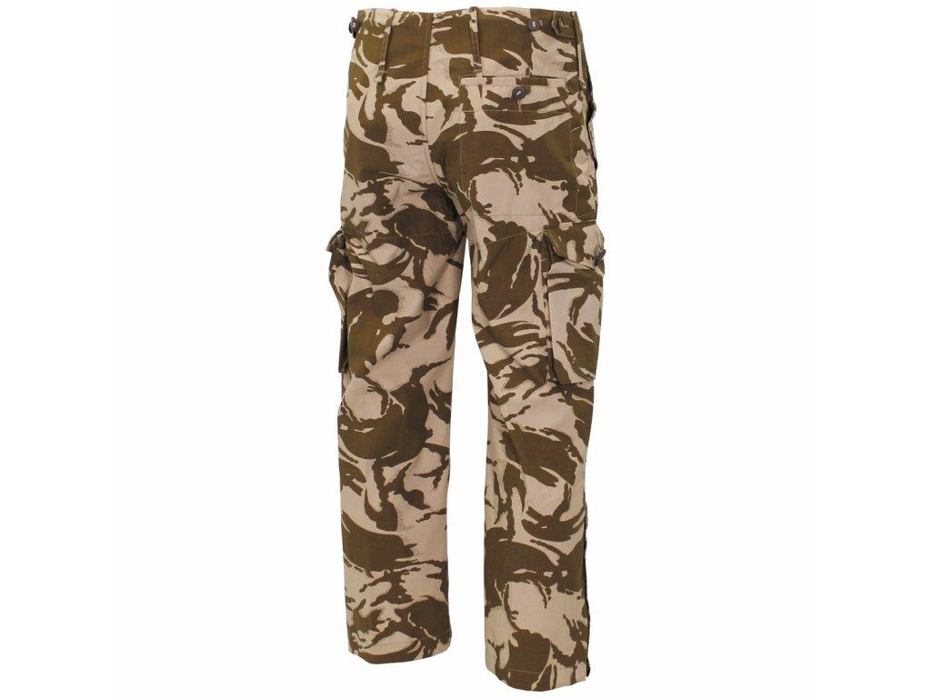 ba34c8b372f Kalhoty britské Velká Británie desert DPM windproof originál - ARMY ...