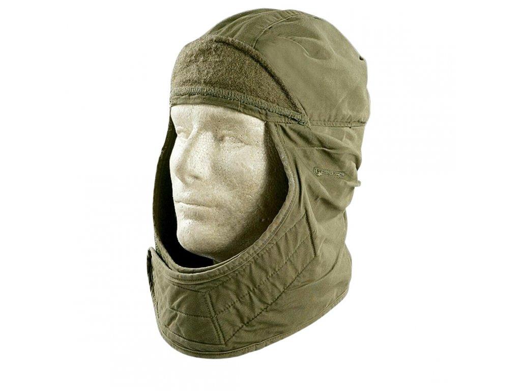 Čepice US podhelmovka zimní Vietnam oliv originál - ARMY-SURPLUS 49b6b612ed