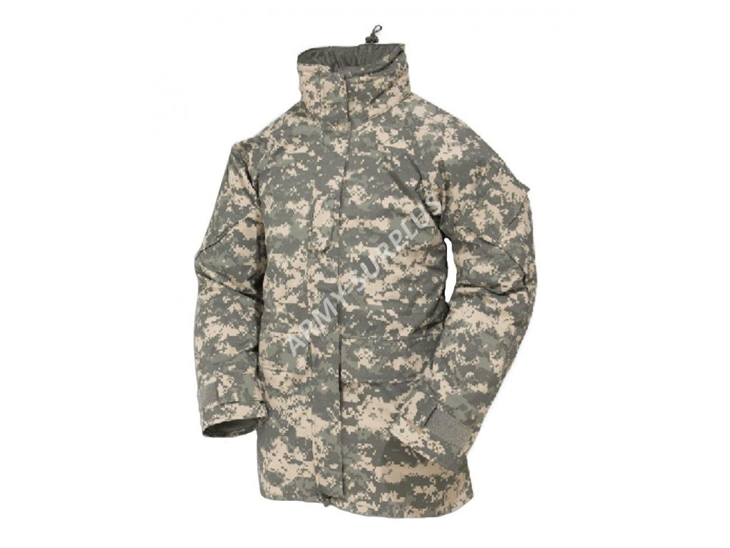 Parka US ECWCS Goretex Gen.II ACU originál nová - ARMY-SURPLUS e4b8f9b303