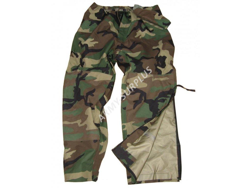 kalhoty-us-ecwcs-goretex-trilaminat-woodland-original