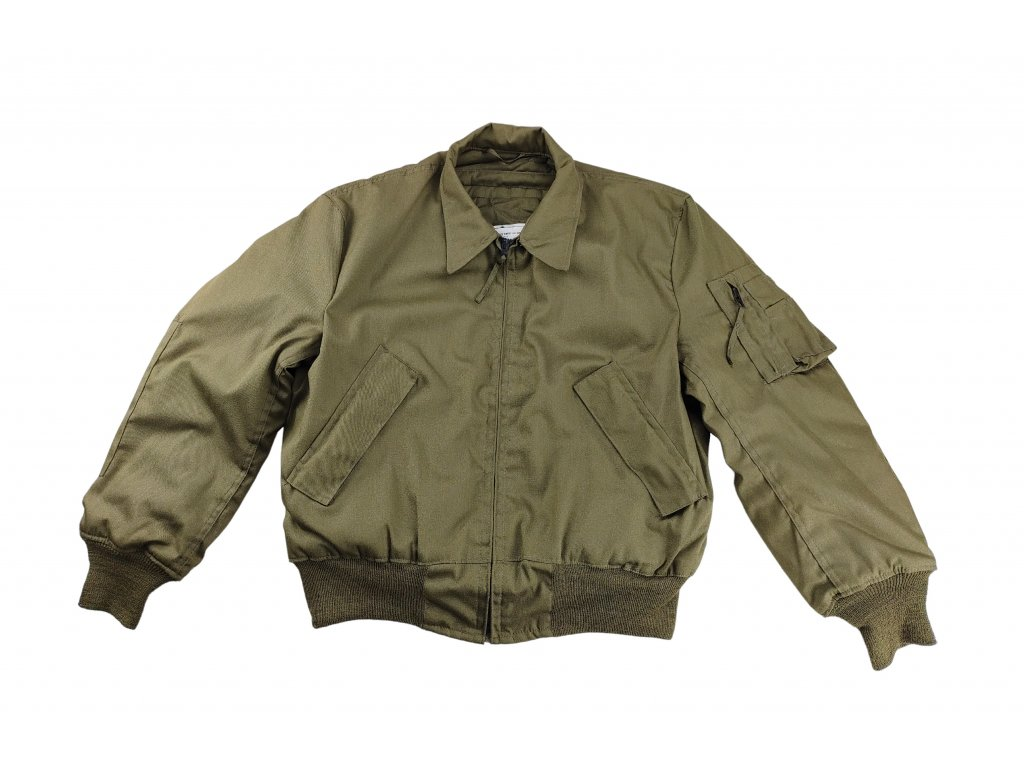 Bunda CWU US Cold Weather oliv originál - ARMY-SURPLUS 37ac05b117