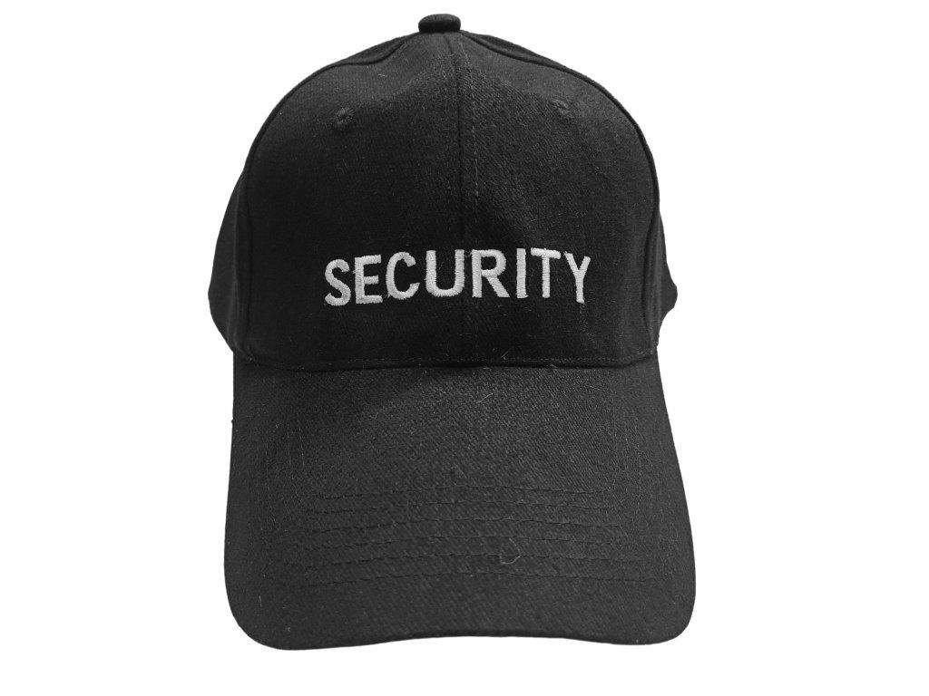 Čepice kšiltovka SECURITY