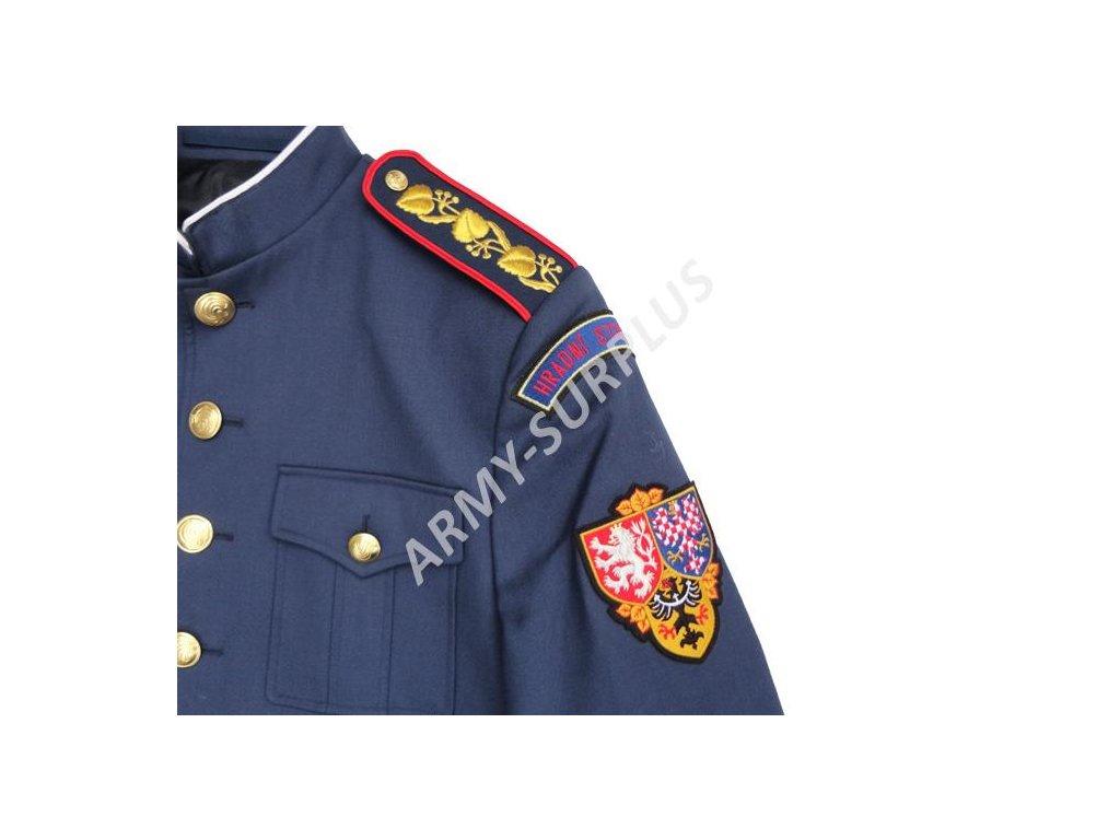 Komplet uniforma hradní stráže AČR s hodností - ARMY-SURPLUS f97b94e173