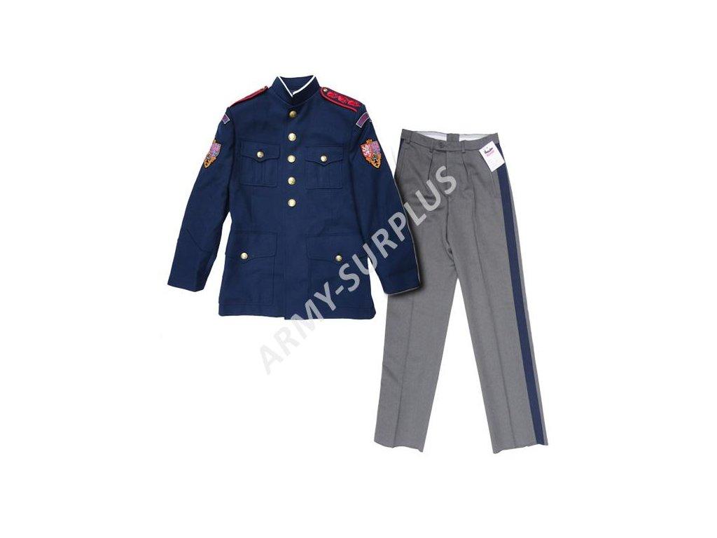 Komplet uniforma hradní stráže AČR