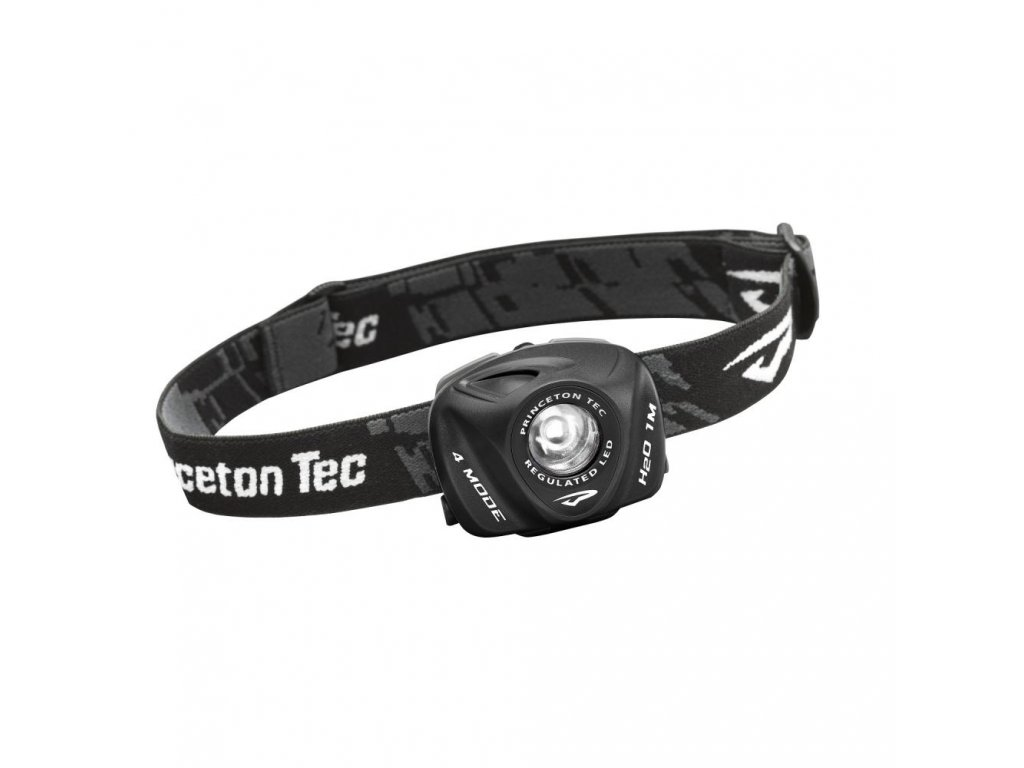 Čelová svítilna (čelovka) Princeton Tec EOS black černá 105 Lumens