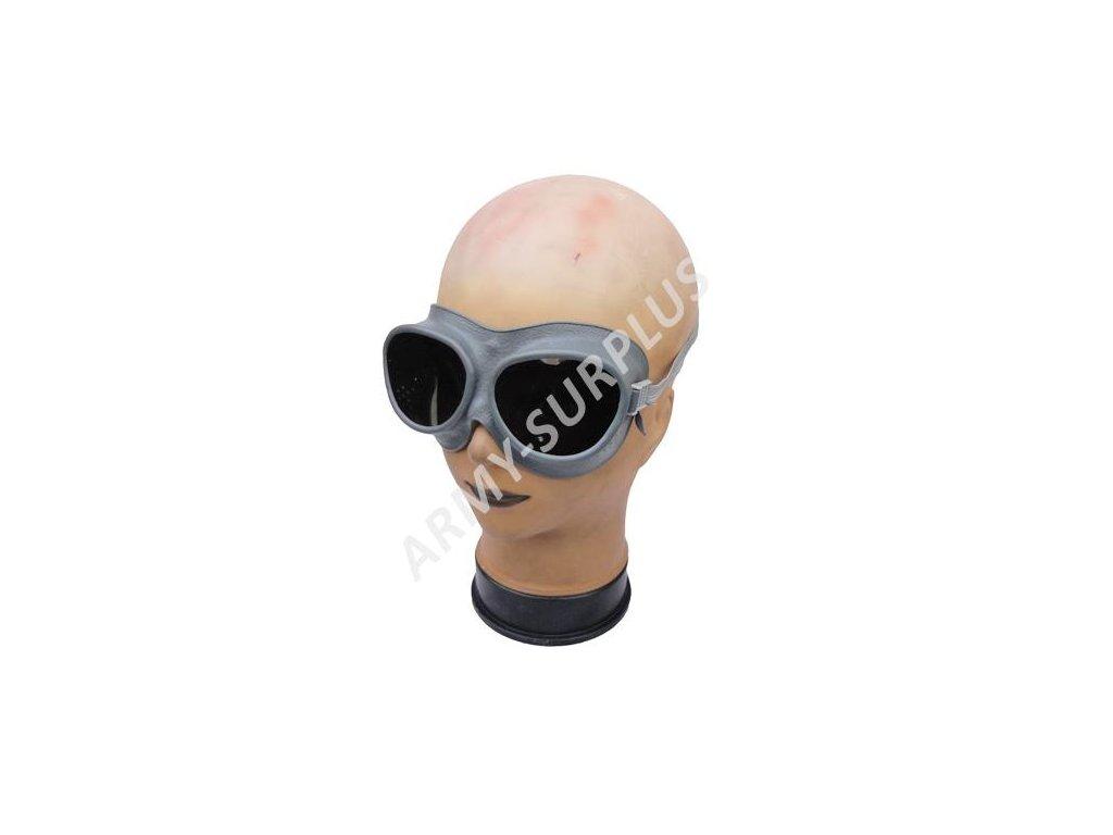 Brýle BW motorkářské šedé