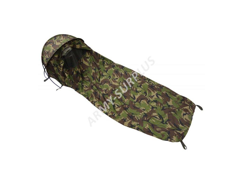 Povlak na spací pytel (spacák, žďárák, bivak, bivy cover) nepromokavý Holandsko DPM Carinthia Observer