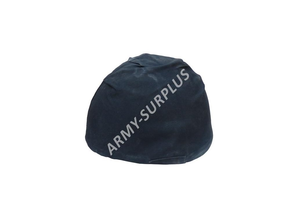 Potah (povlak,obal,převlek) na britskou helmu Mk6 NAVY Velká Británie modrá