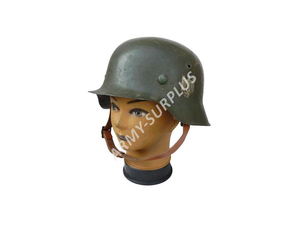 Helma (přilba) Německo M42 Wehrmacht oliv