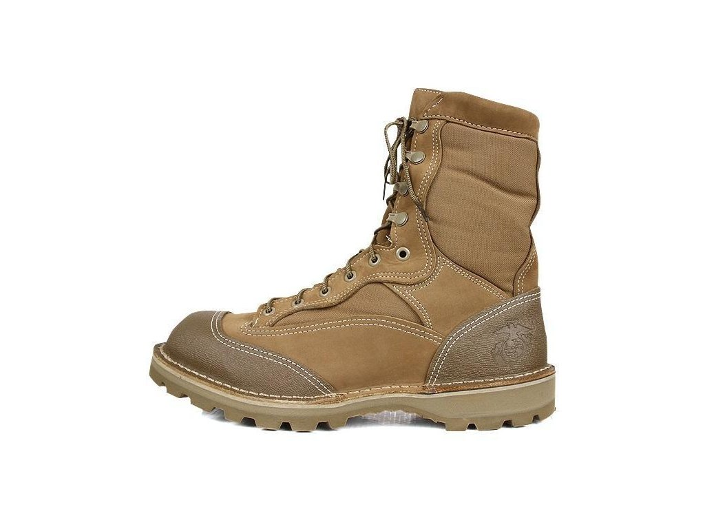 30594ee72d8 Boty (kanady) USMC RAT Bates originál coyote desert Danner Boots ...