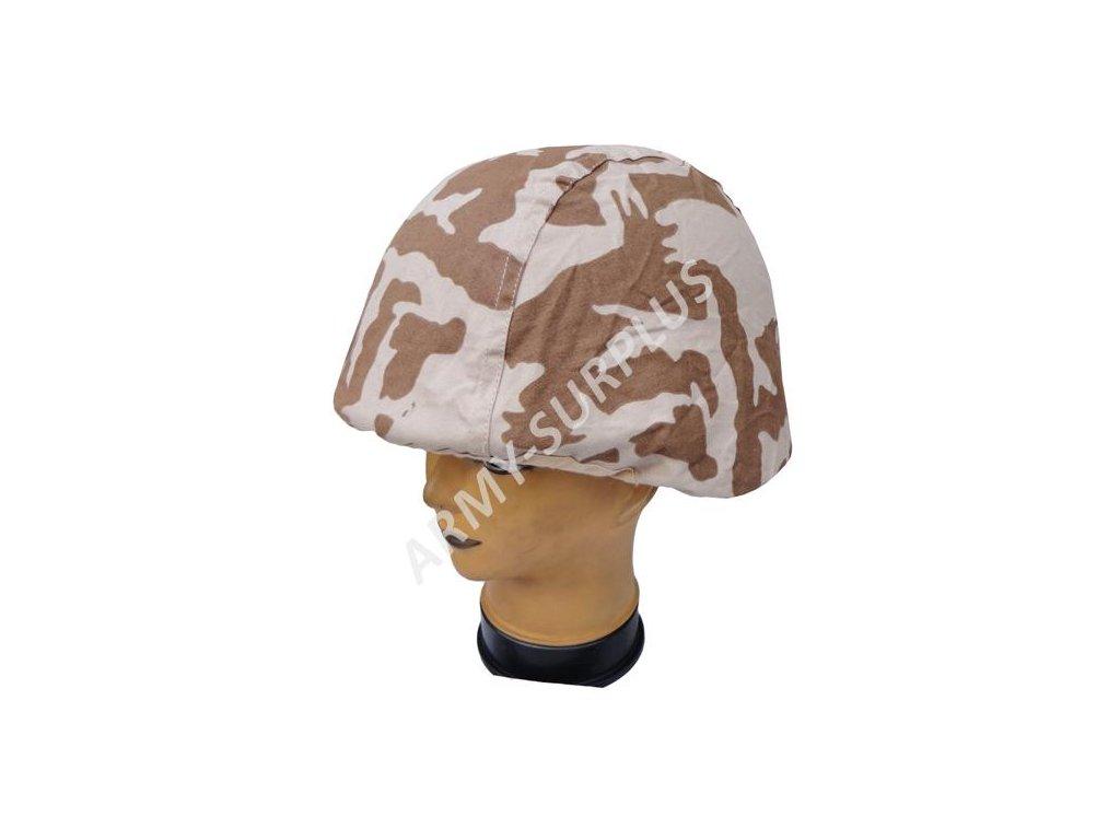 Potah (povlak,obal,převlek) na kevlarovou helmu vz. 95 AČR desert original ripstop