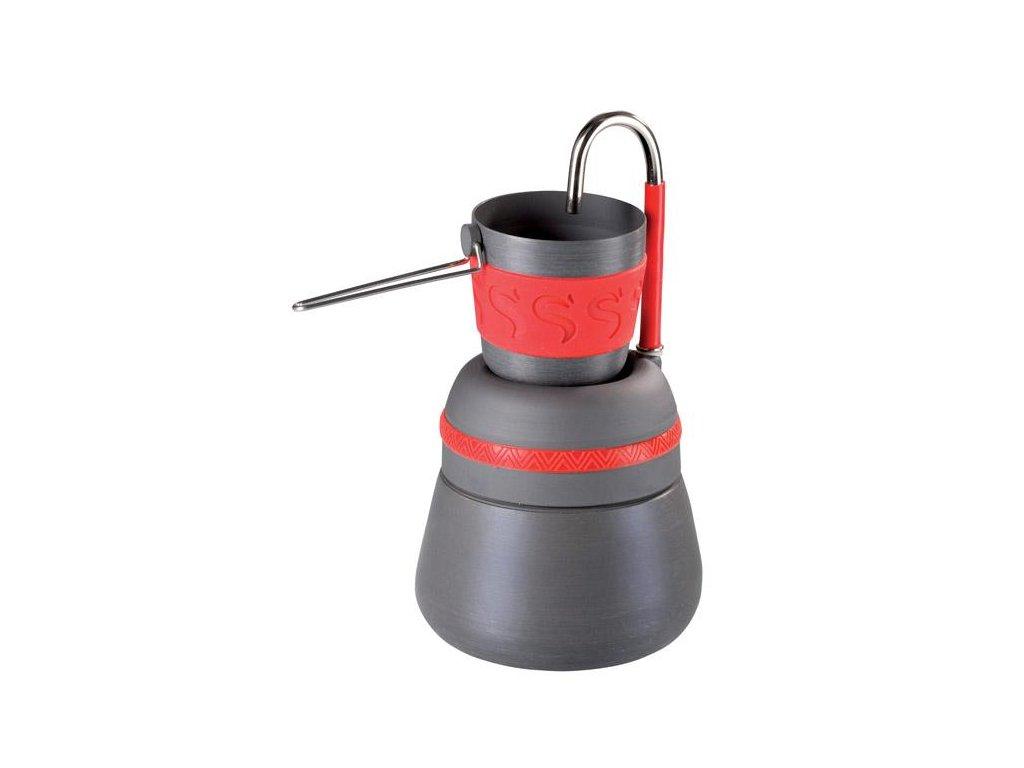 Kávovar cestovní camping MEVA GD14002