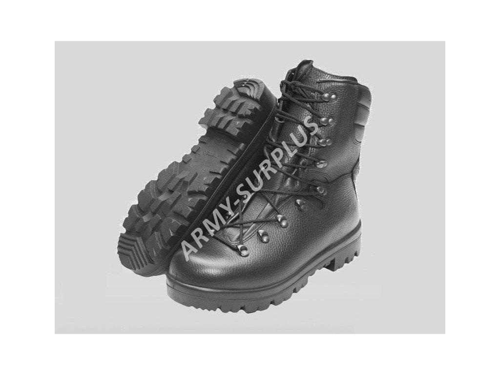 Boty polní zimní kožené WZ 933 MON Polsko originál - ARMY-SURPLUS 6378eb7089