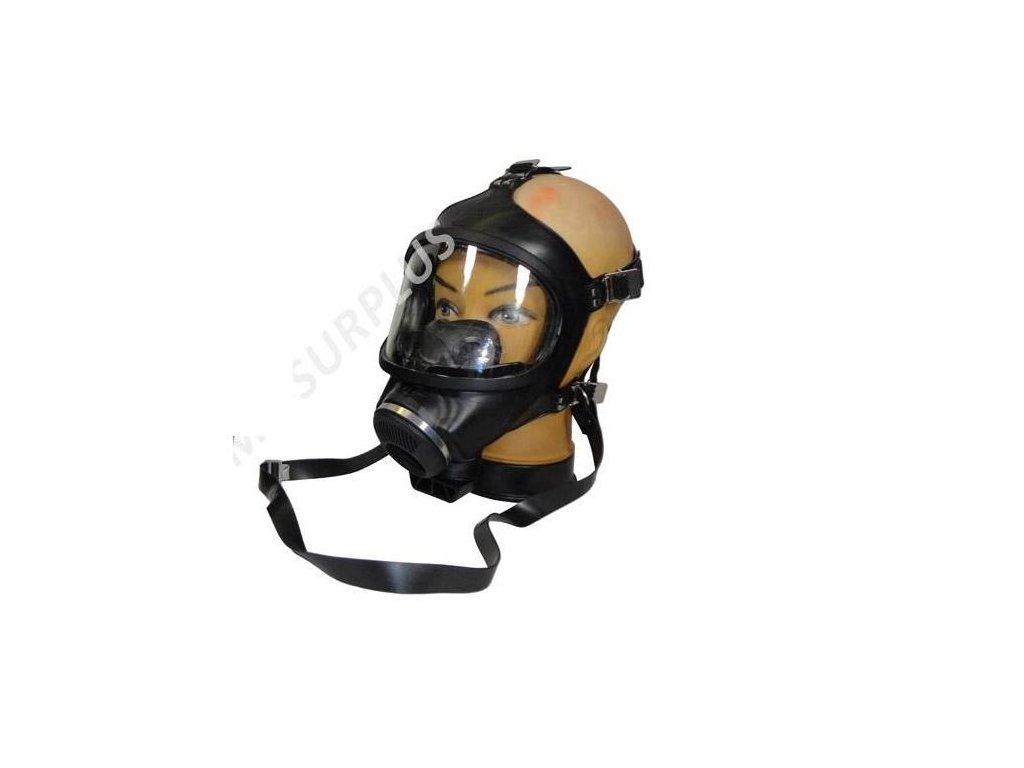 Plynová maska Auer MSA 3S Německo