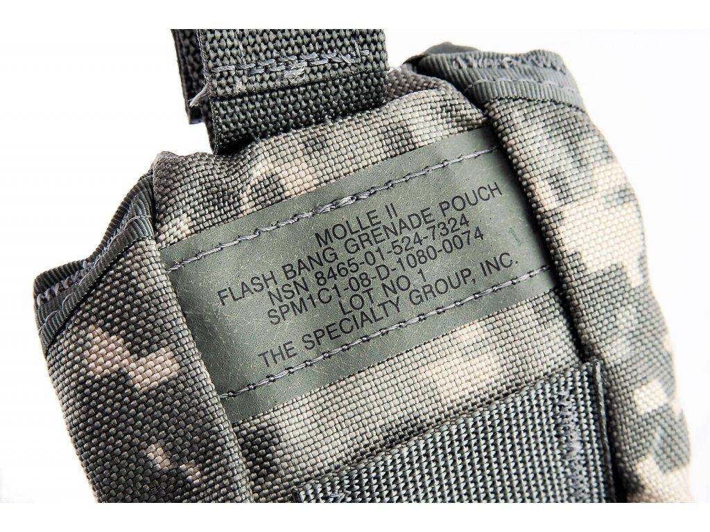 Sumka Us Na Granát Flashbang Grenade Pouch Originál Acu Ucp At